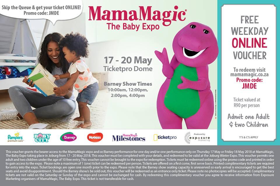 My Mama Magic Tips and Highlights