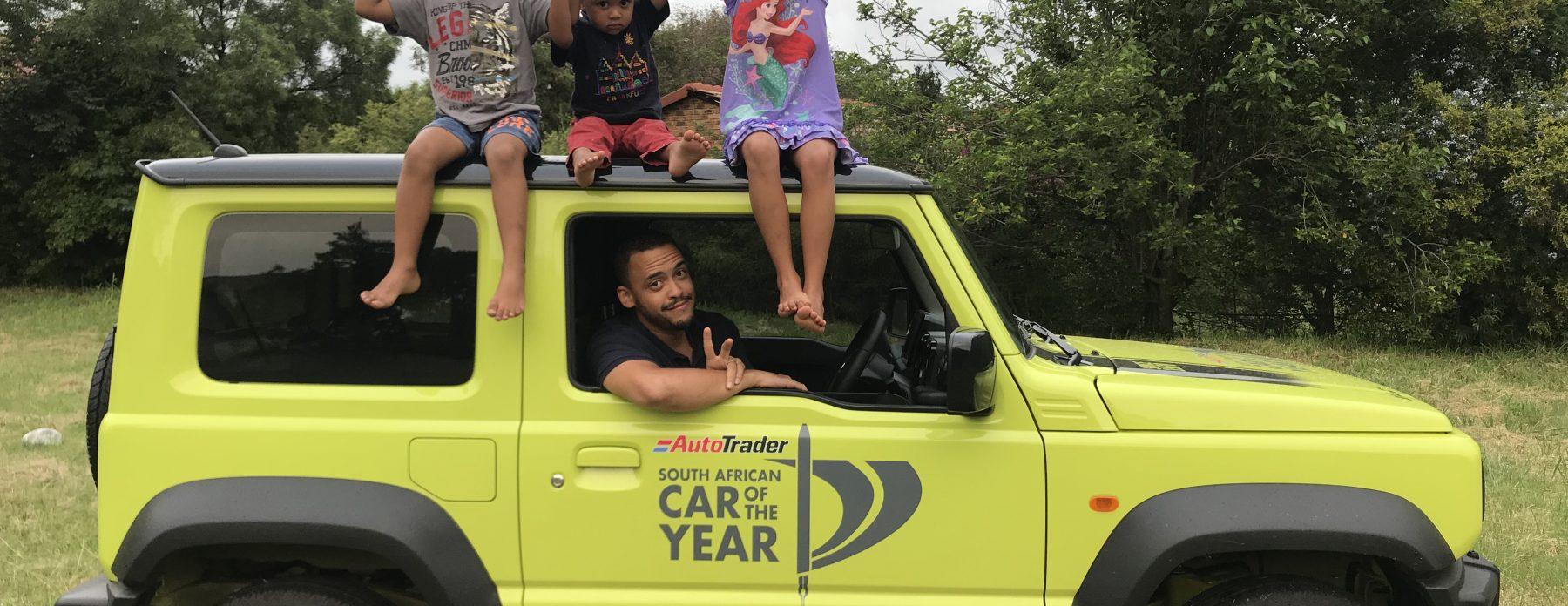The New Suzuki Jimny