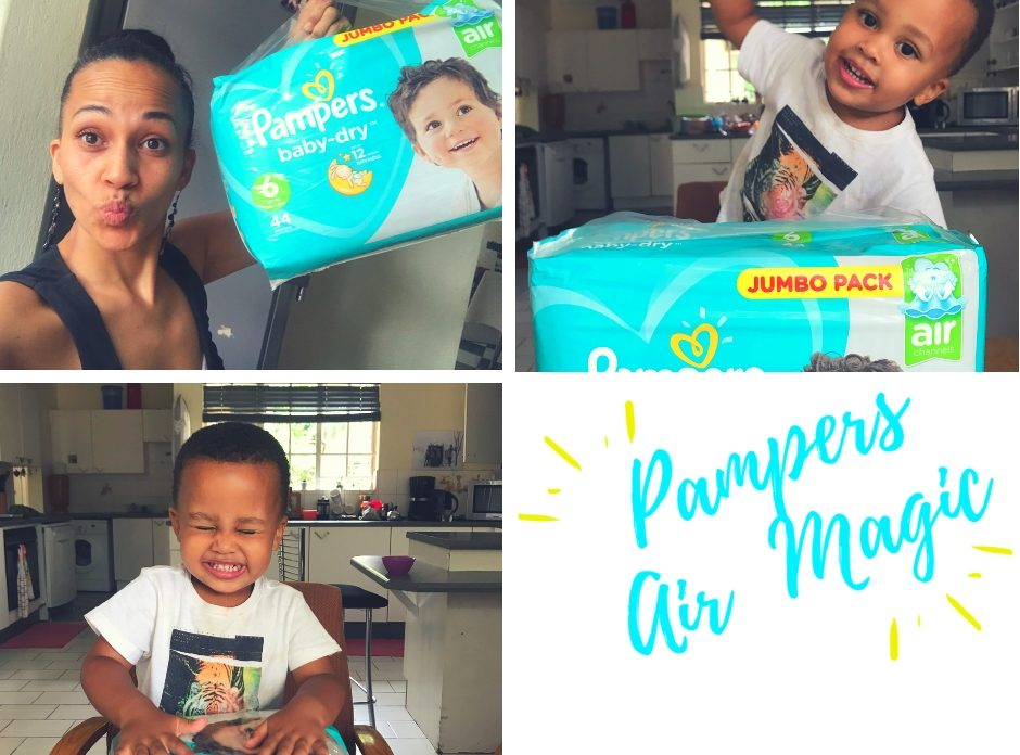An Awesome Pampers Innovation
