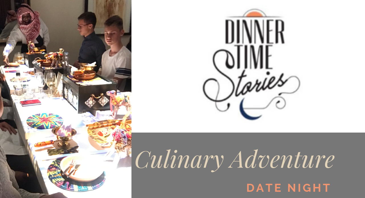 A Culinary Adventure at DinnerTimeStoriesSA