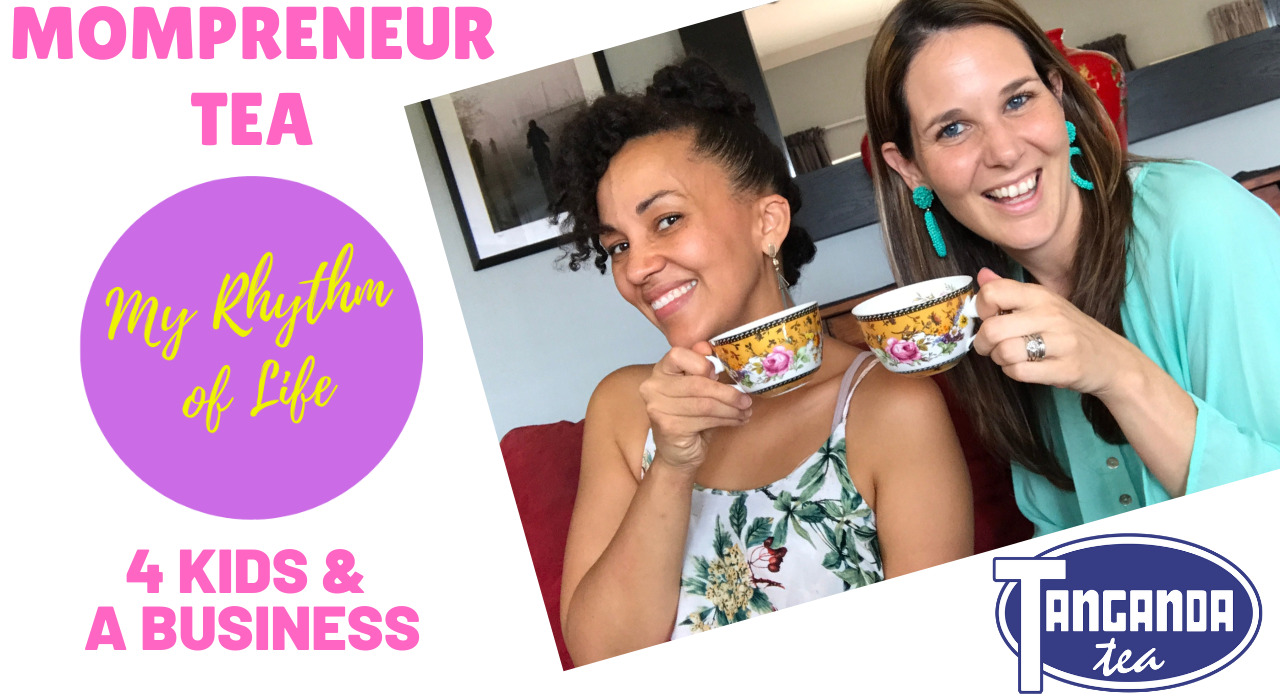 MOMPRENEUR TEA| Meryl from ZuluMites